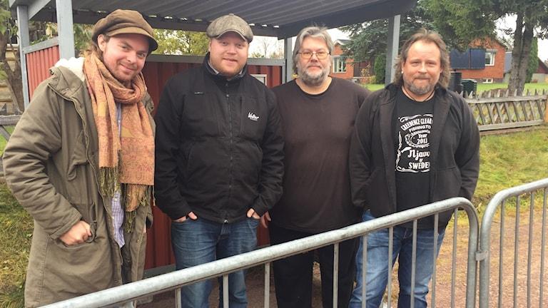 Bandet Billy Opel
