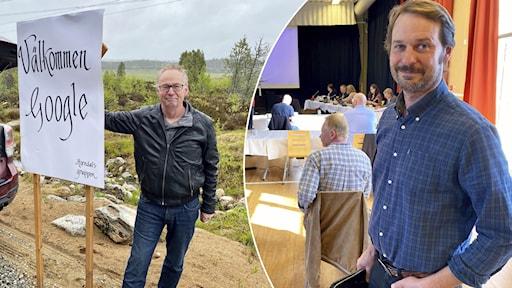 Nu kan Googles framtid i Horndal avgöras