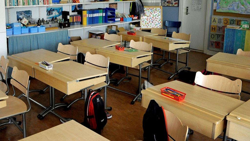 Iskall skola i Vansbro håller stängt