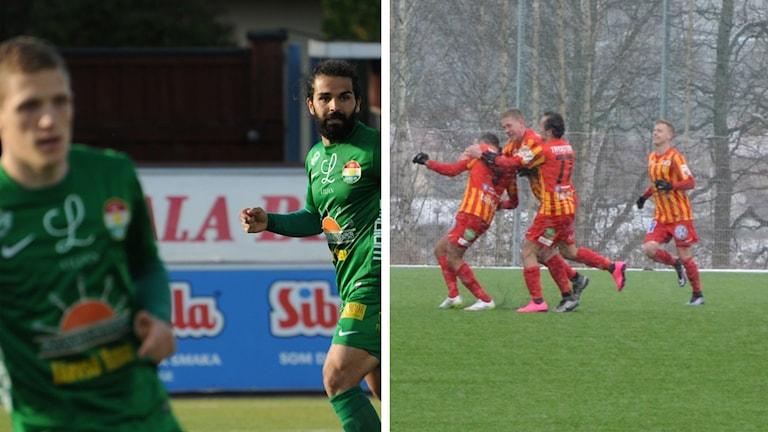 Dalkurdspelare och spelare i Syrianska FC