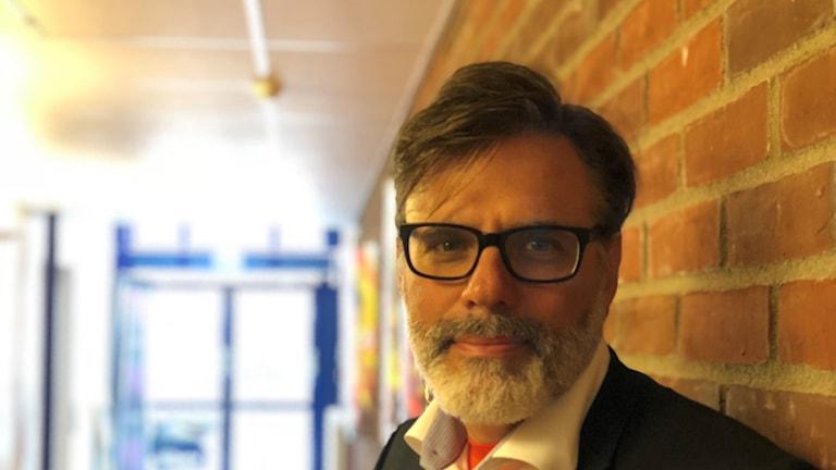 Christer Mattsson, expert på högerextrema rörelser, vid Göteborgs Universitet.