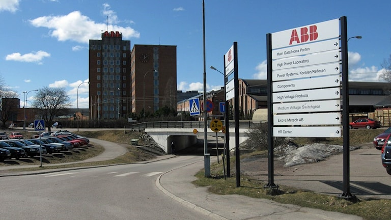 ABB i Ludvika