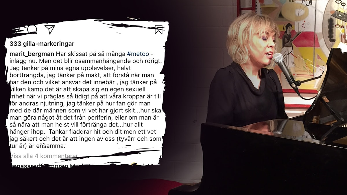 Marit Bergman