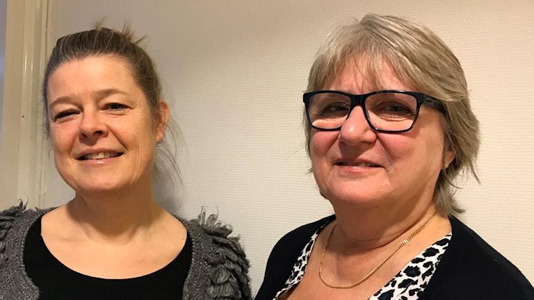 Ulrika Nygren, Kristin Lindblom