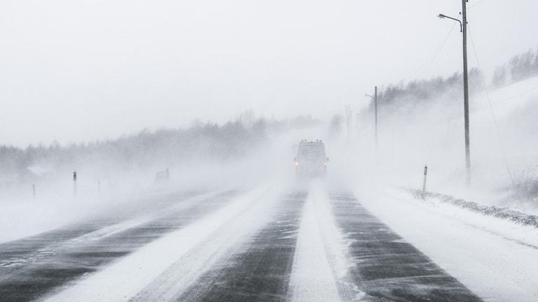 Vintervägar