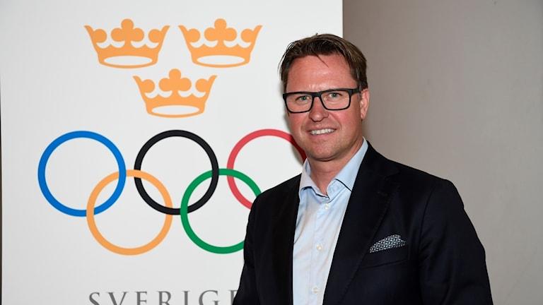 Mats Årjes, ordförande för SOK.