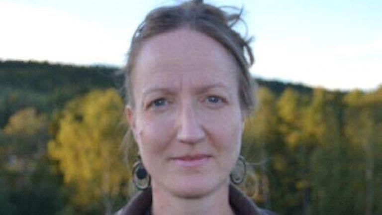 Ida Hallgren, psykolog och doktorand inom praktisk filosofi