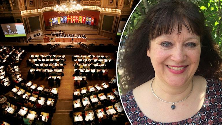 Kyrkomötet och Karin Perers