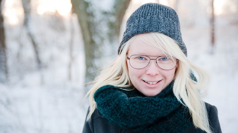 Jenny Eriksson kämpar för unga anhöriga.