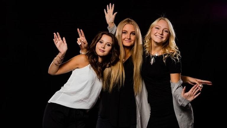 Small Town Girls - finalister i Svensktoppen nästa 2016.