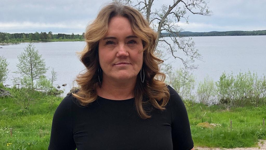 Anneli Karlsson, rektor på Sjöviks folkhögskola