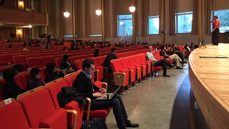 Drygt 200 personer till Dalkurds årsmöte.