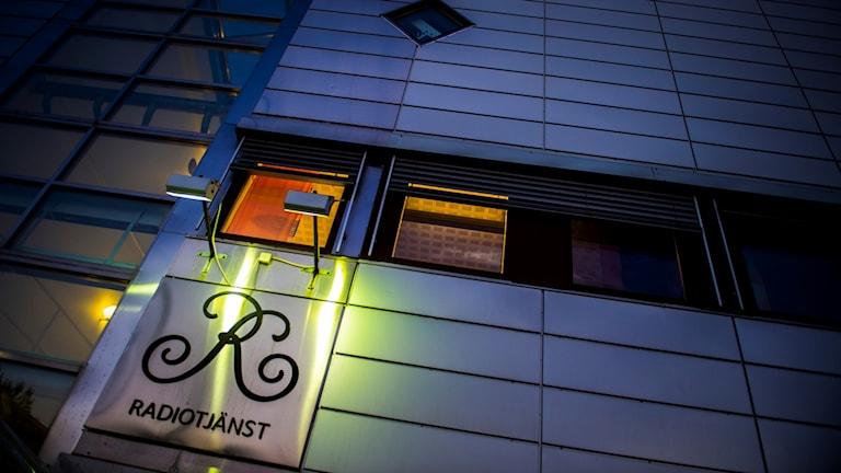 Radiotjänst i Kiruna.