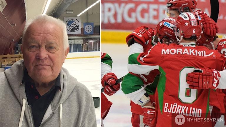 Hockeyexperten L-G Johansson sågar Mora IK.
