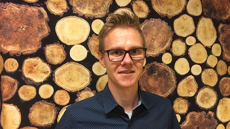 Thomas Persson, skogsmästare vid LRF Konsult.