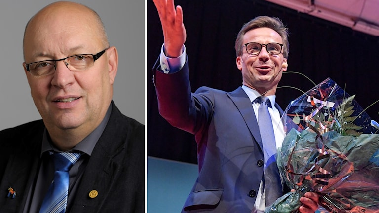 Ulf Berg och Ulf Kristersson