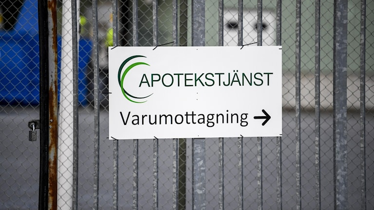 Apotekstjänst AB i Uppsala.