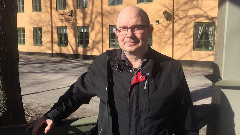 Socidaldemokraten Mats Nilsson, kommunalråd i Säter.
