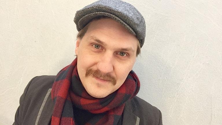 Mika Olavi, musiker från Ludvika.