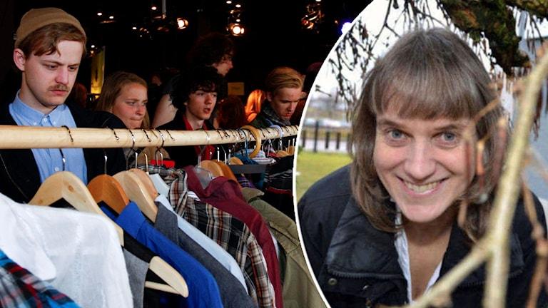 Lillian Lundin Stöt och klädbytardag