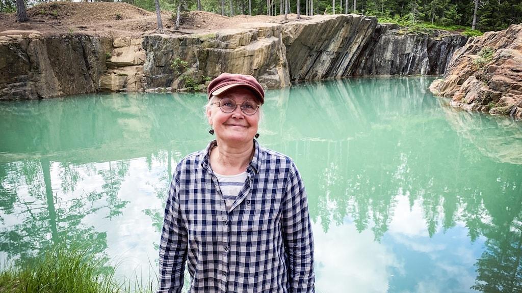 Karin Hästö, kultursekreterare på Säters kommun