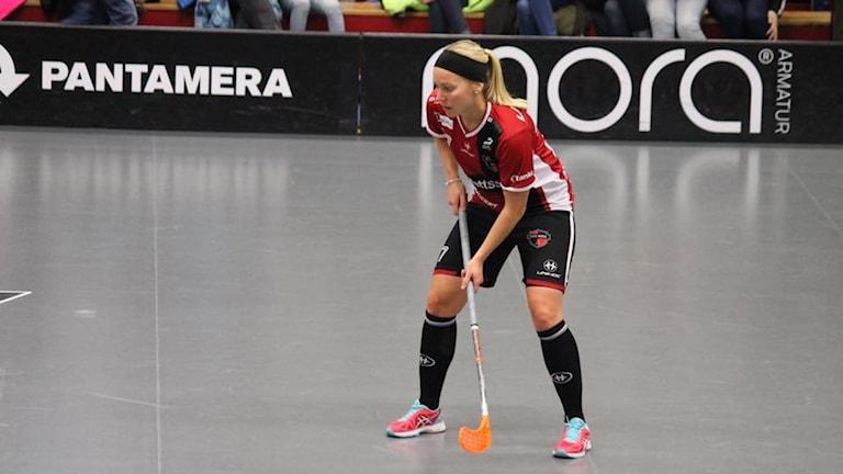 Elin Reinestrand i KAIS Mora