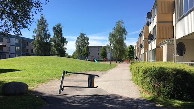 Tjärna Ängar i Borlänge är det 17:e av de 53 mest utsatta områden i Sverige där allvarliga brott sker, enligt en rapport från polisen.