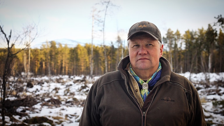 Benny Jonsson, ordförande i Idre Sameby, ser allvarligt på det som hänt. -  Man blir ju förbannad, det handlar om vår ekonomi här uppe.
