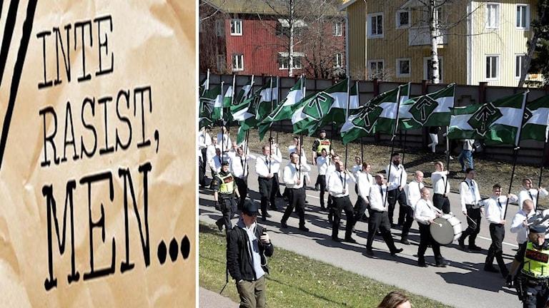 Nazisternas demonstration gav 120 000 till antirasistiska verksamheter