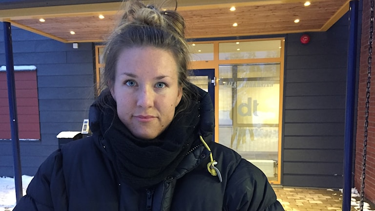 Elin Bergvik Eriksson.