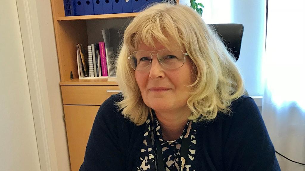 Konsumentvägledare Kristina Axelsson.