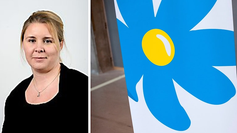 Nya ordföranden för Sverigedemokraterna i Dalarna Madelene Vestin