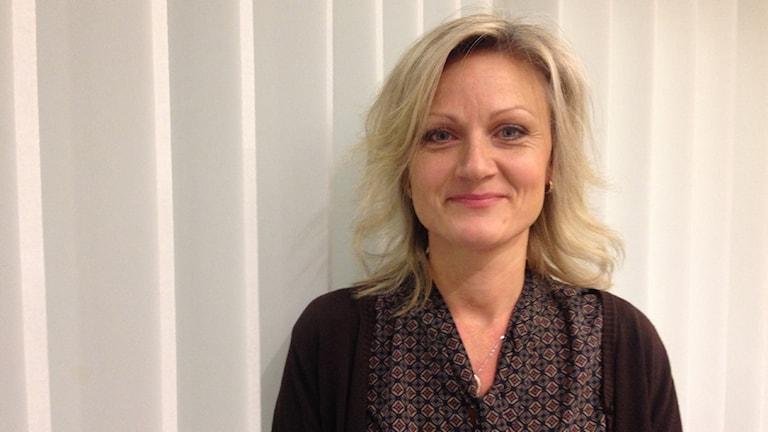 Sara Irisdotter Aldemyr, professor i pedagogiskt arbete vid Högskolan Dalarna.