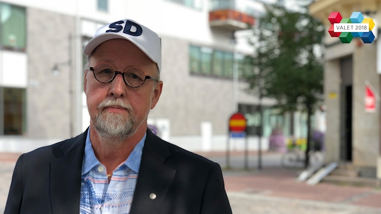 Benny Rosengren, Sverigedemokrat i Ludvika.