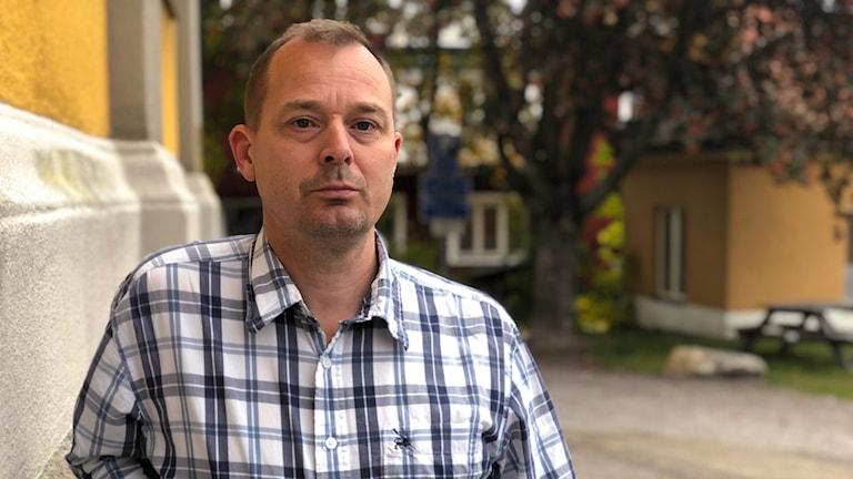 Magnus Lindström, Estoniaöverlevare, från Ludvika.
