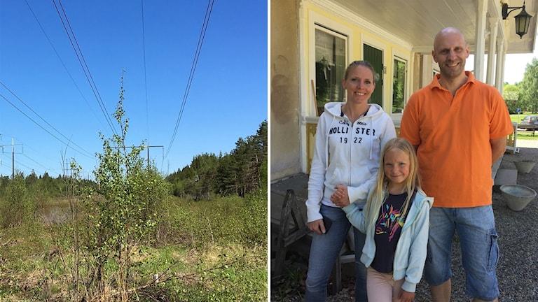 – Det är jätteroligt, vi ska bygga en stuga för våra utlångsskidor, säger Emma Viklund i föreningen Fornby klint i Horndal som är en alpin skidbacke.