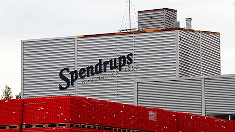 Spendrups i Grängesberg