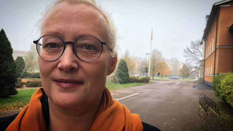 Agneta Nyvall, moderat oppositionsråd i Borlänge.