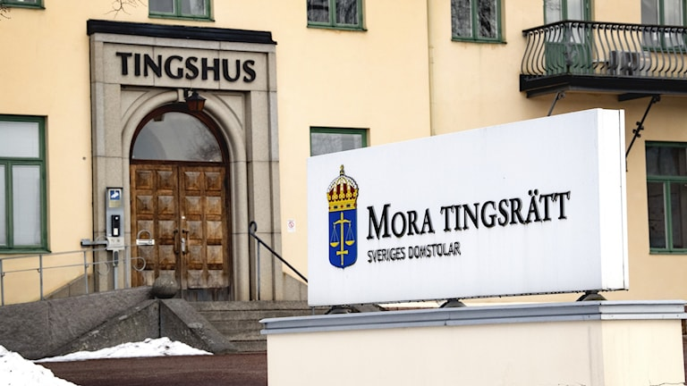 Tingsrättshuset i Mora