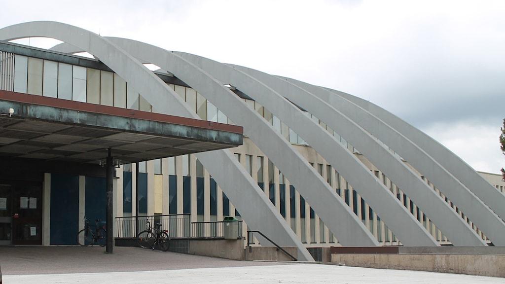 Maserhallen i Borlänge