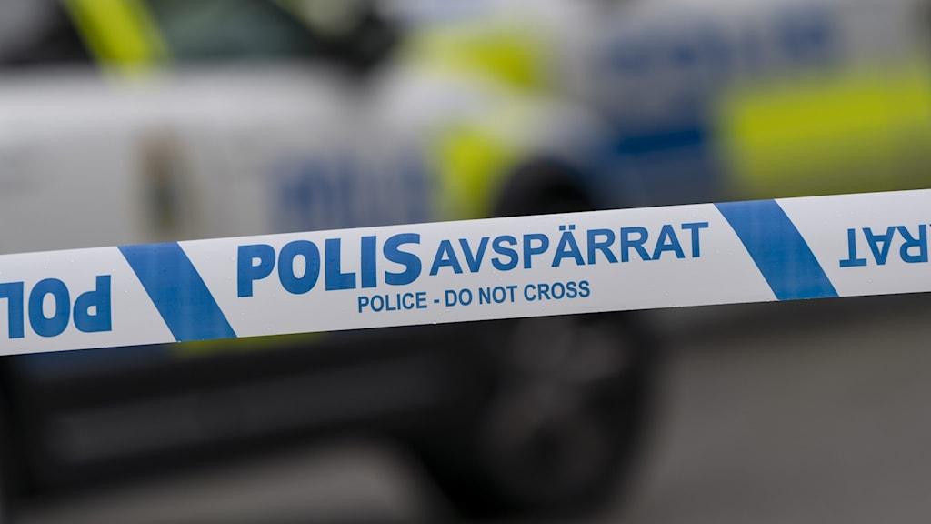 MISSTÄNKT FÖREMÅL KVARTETTGATAN MALMÖ