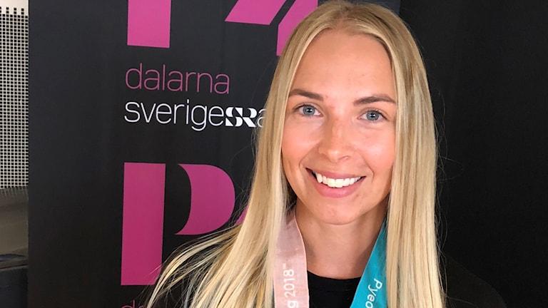 Sofia Mabergs.