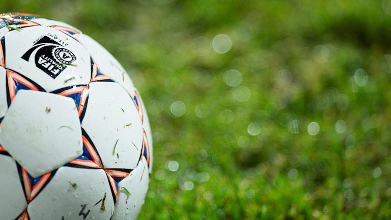 En fotboll