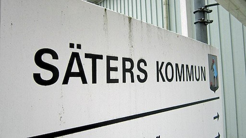 Säters kommun. Foto: Anna Gustafsson/P4 Dalarna