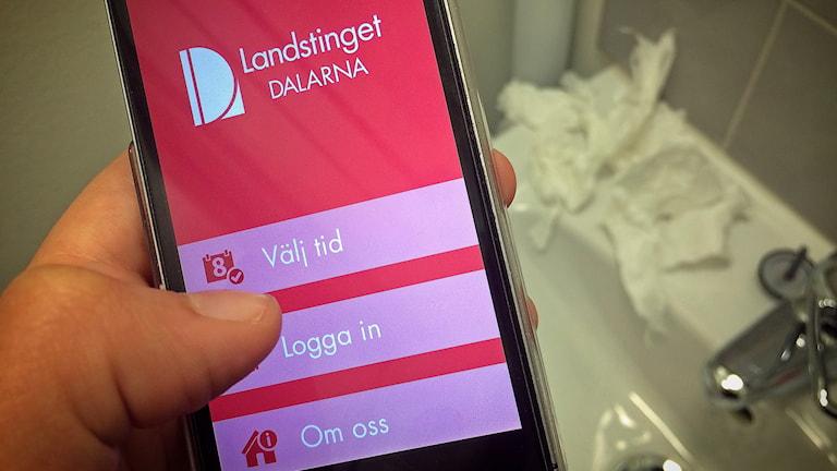 Med ett nytt it-system i landstinget kan fler patienter komma att få vård i hemmet på digital väg.