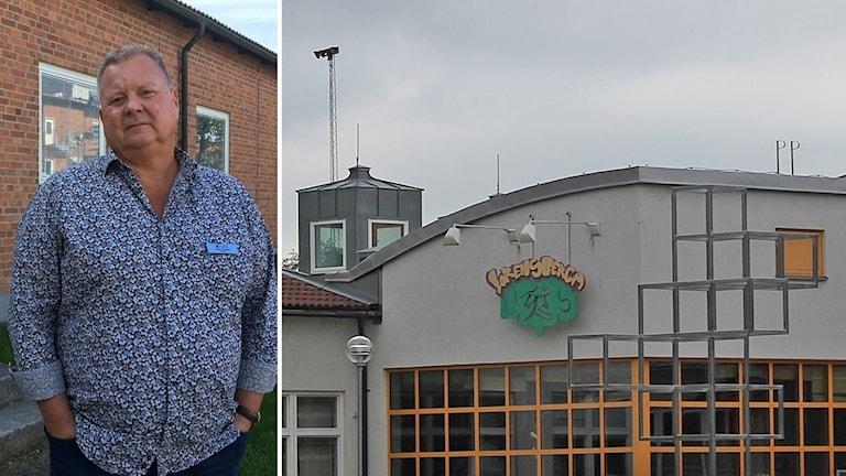 Lorensbergaskolan, rektor Göran Törnqvist