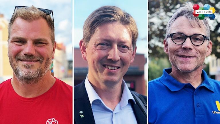Foton av politikerna