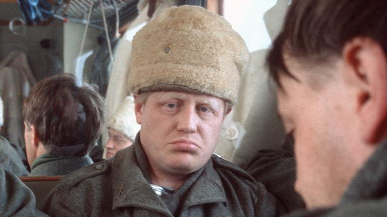 """Jan Nygren i tv-serien """"Någonstans i Sverige"""" från 1973."""