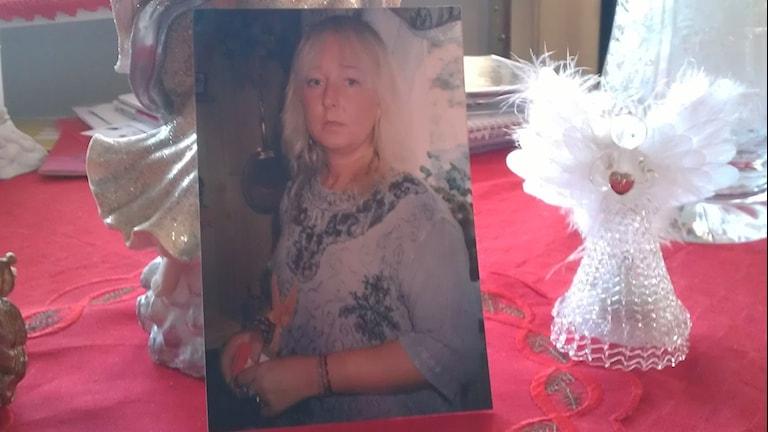 Kerstin Karlssons dotter Marie dog efter natt i arresten.