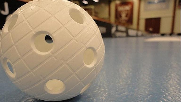 En innebandyboll